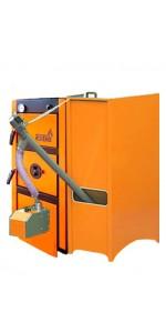Котел твердотопливный GTM Pellet Master 17 кВт с горелкой UNI