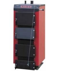 Котел твердотопливный длительного горения КТР-40 ECO MANUAL UNI